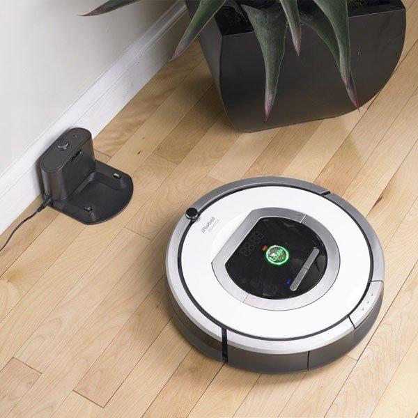 iRobot-Roomba-760-carica